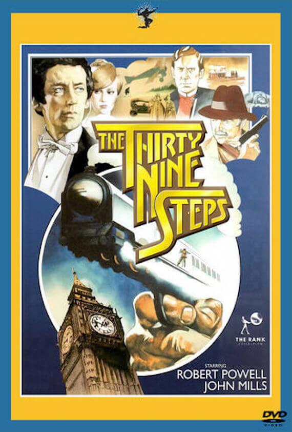 Αφίσα της ταινίας Τριάντα Εννέα Σκαλοπάτια