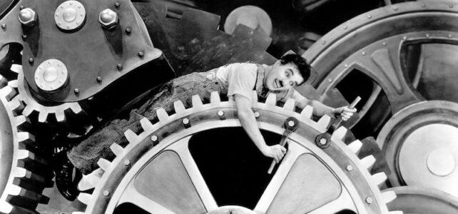 Μοντέρνοι Καιροί – Modern Times  [1936]