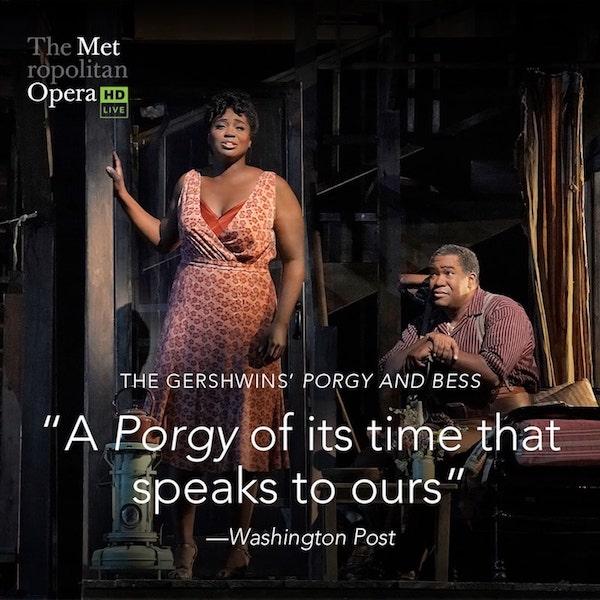 Τι έγραψε για το Porgy and Bess η Washington Post