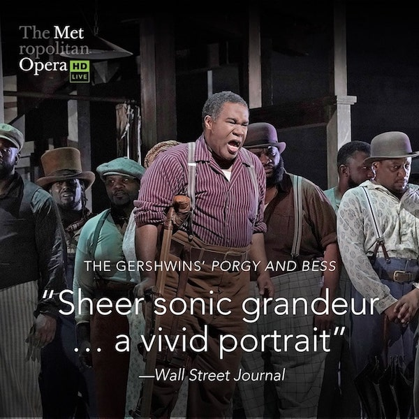 Τι έγραψε για το Porgy and Bess η Wall Street Journal
