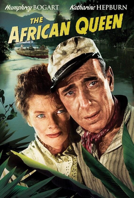 Αφίσα της ταινίας African Queen