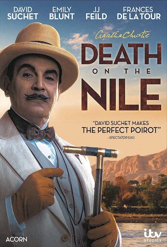 Η αφίσα της ταινίας Έγκλημα στον Νείλο