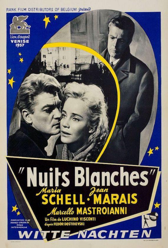 Αφίσα της ταινίας Notti Bianche
