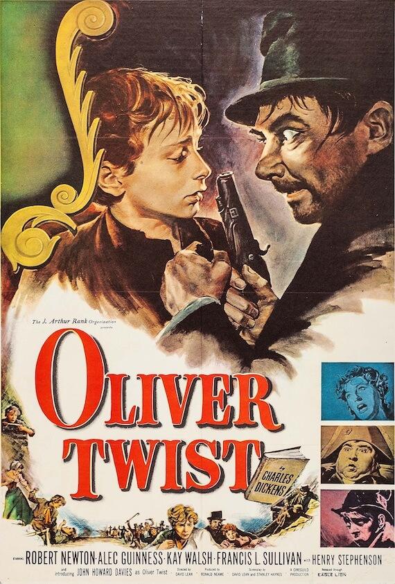 Αφίσα της ταινίας Όλιβερ Τουίστ